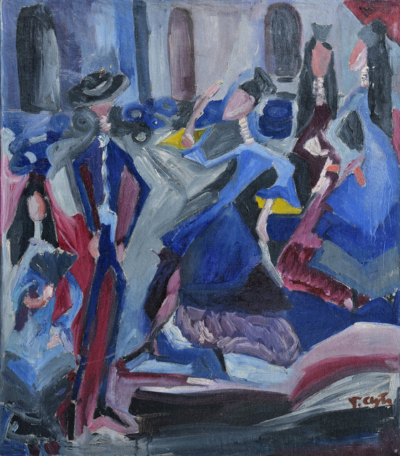 Mistrz i Małgorzata - Tango