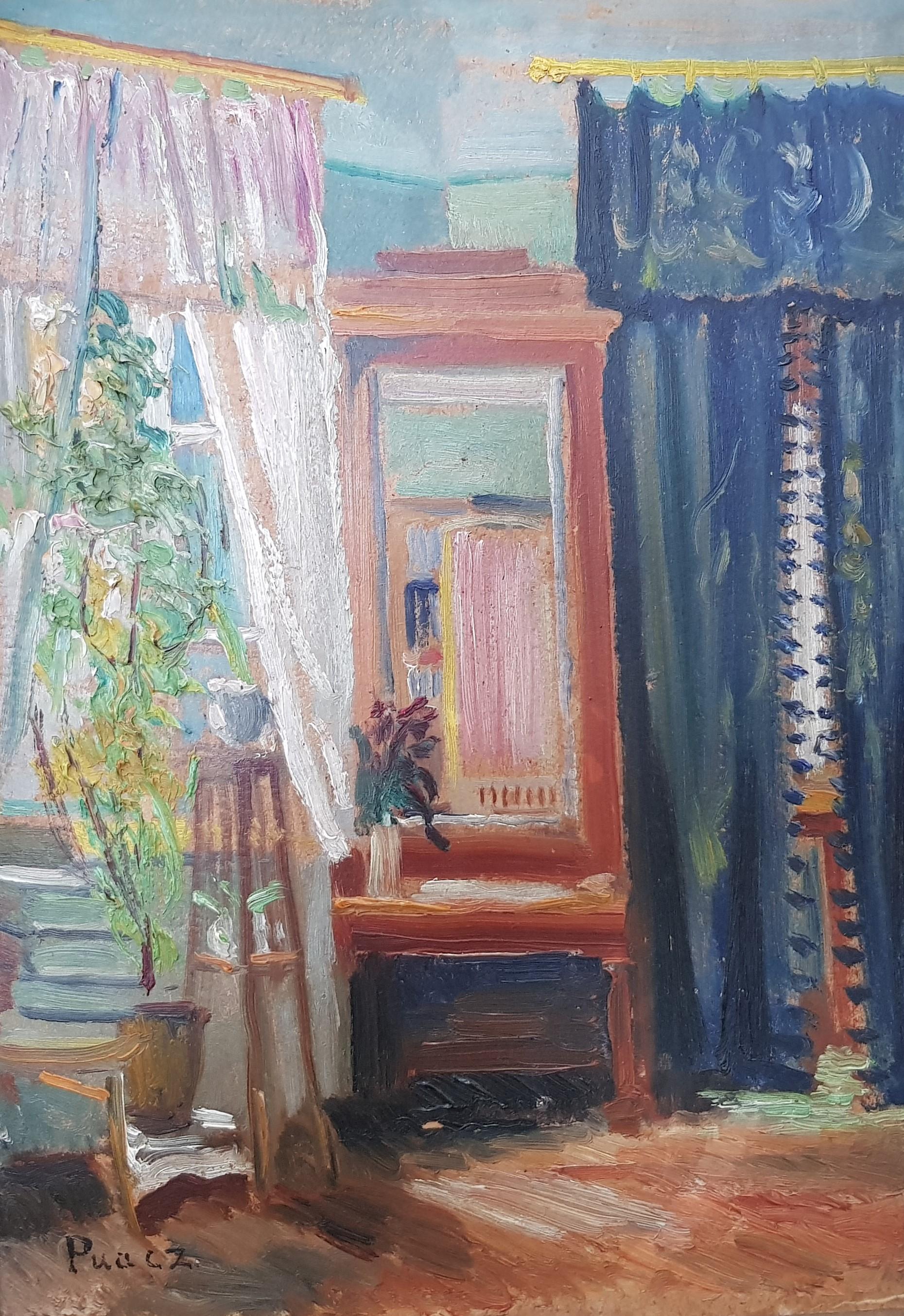 Wnętrze pokoju dziennego