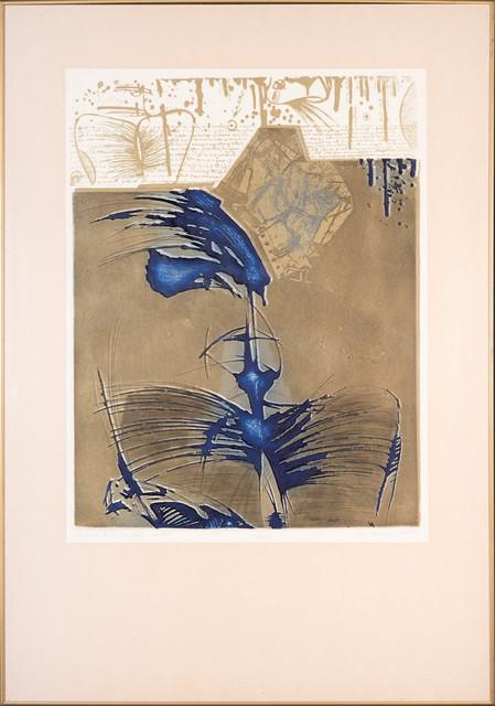 Błękitna maska 1, 1989 r.