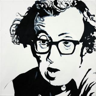 Fielding Mellish, Woody Allen, Bananas - z cyklu Jews, 2016 r.