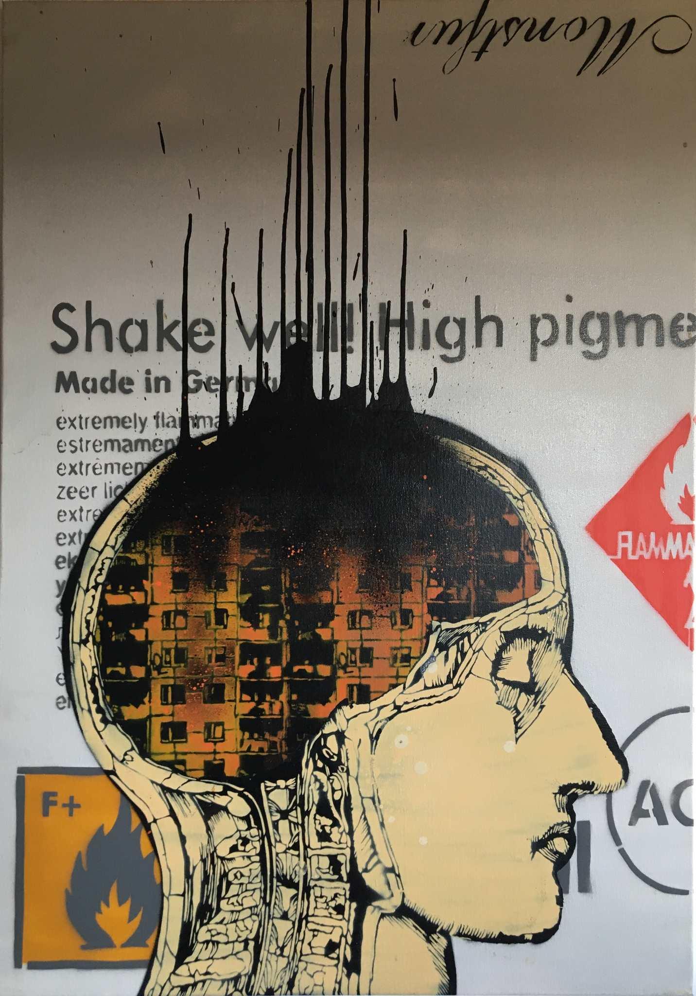 Shake well! High pigmentation!, 2008