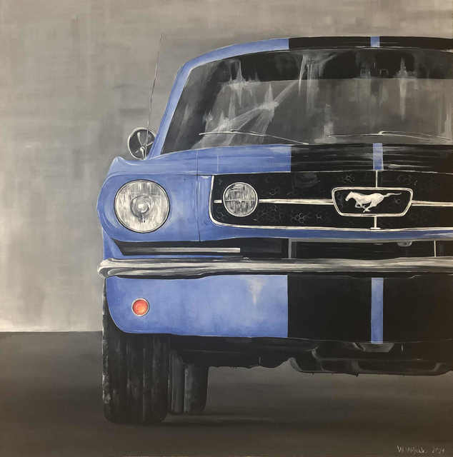 Mustang, 2021