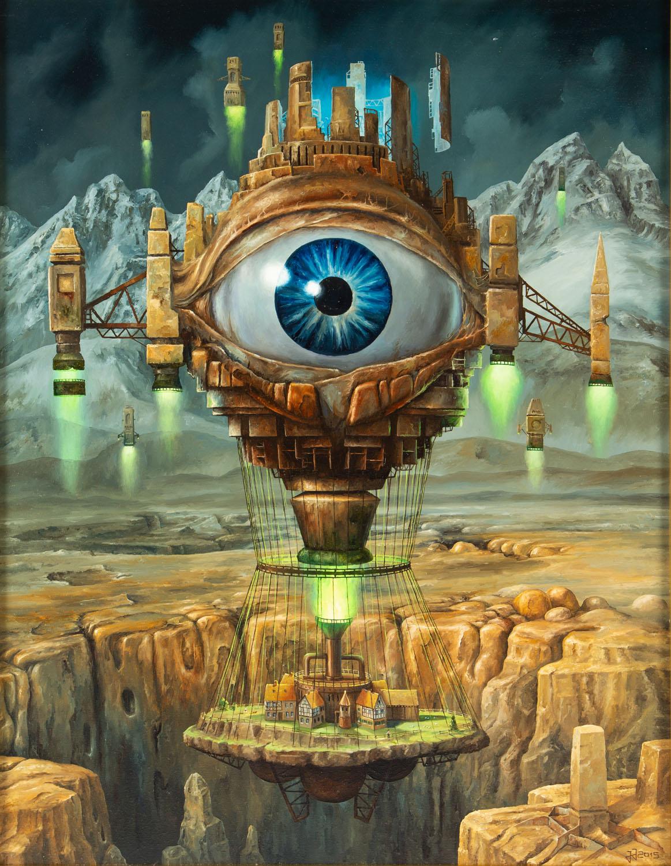 """""""Nieomylne oko nawigatora"""", 2015"""