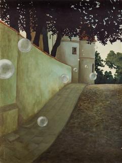"""""""Pod wieczór"""", 1977"""