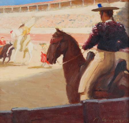 Corrida w Madrycie, 1913