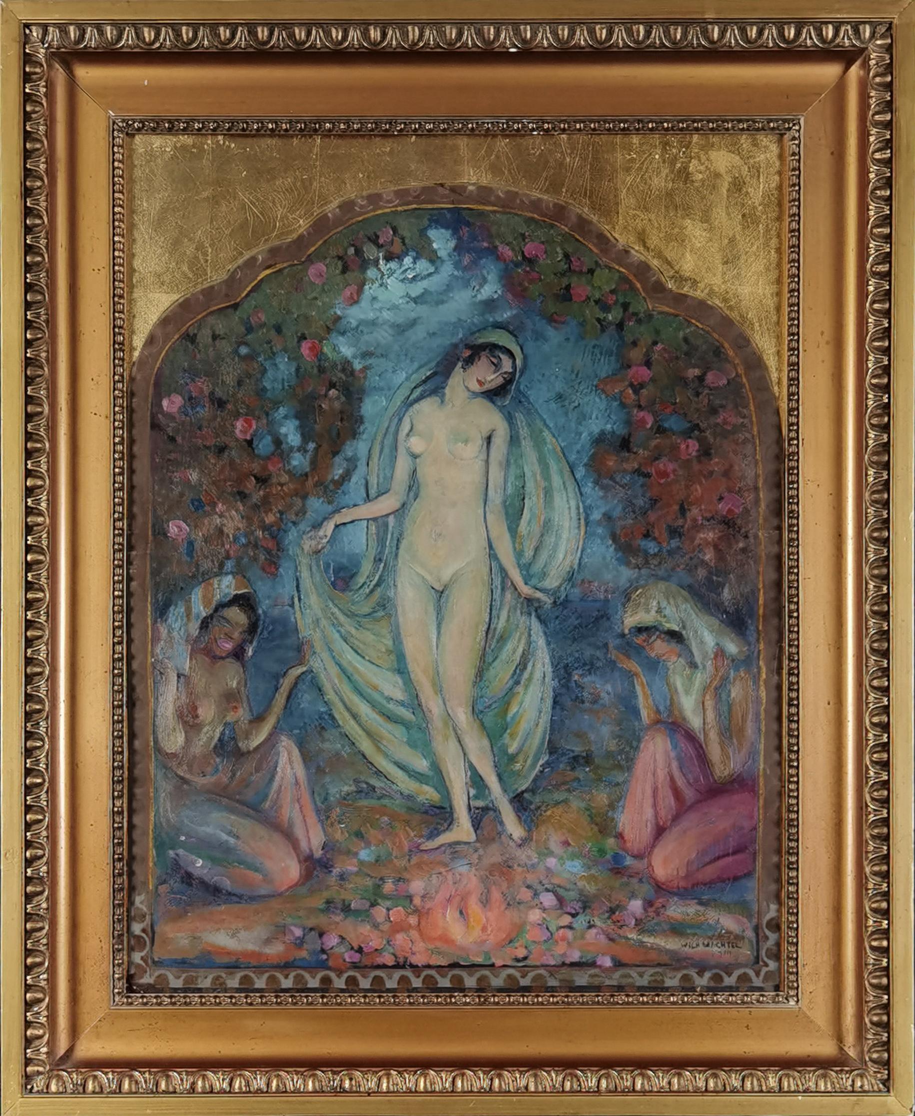 Piękność, 1919