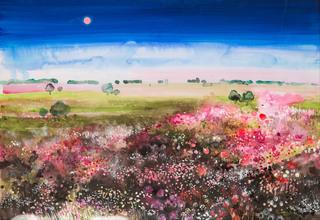 Księżyc i łąka, 2021
