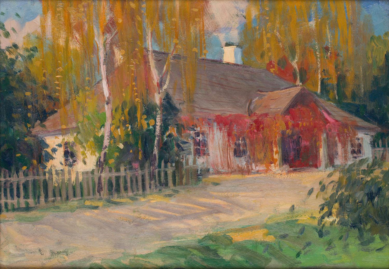 """""""Dworek"""", 1902"""