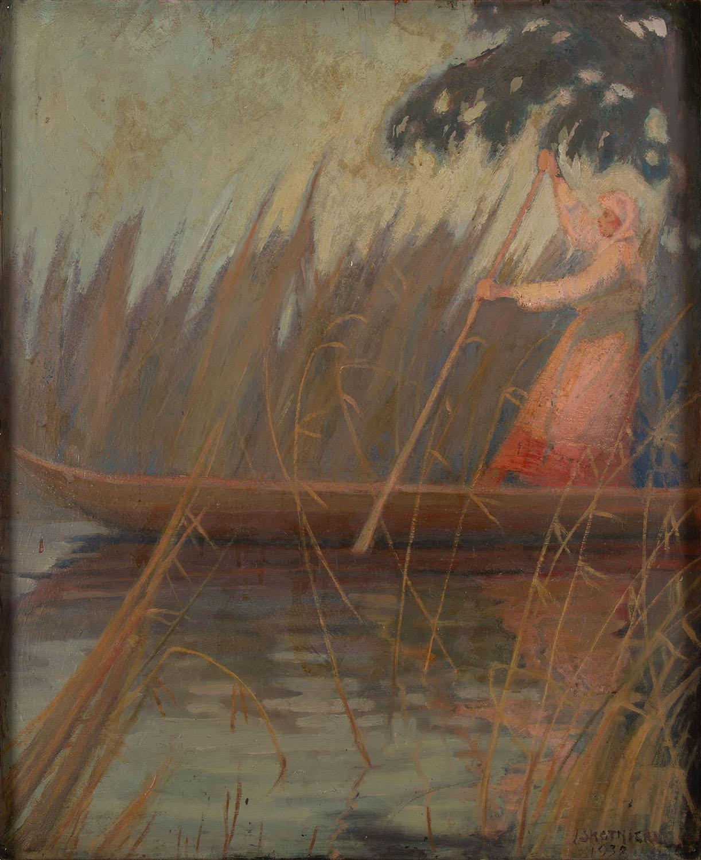 """""""Śród szuwarów"""", 1938"""