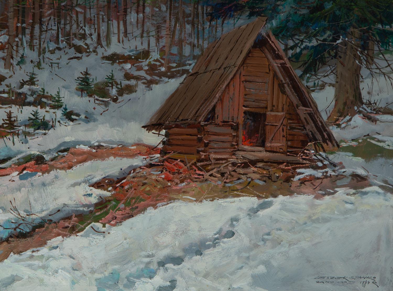 Bacówka w lesie, 1984