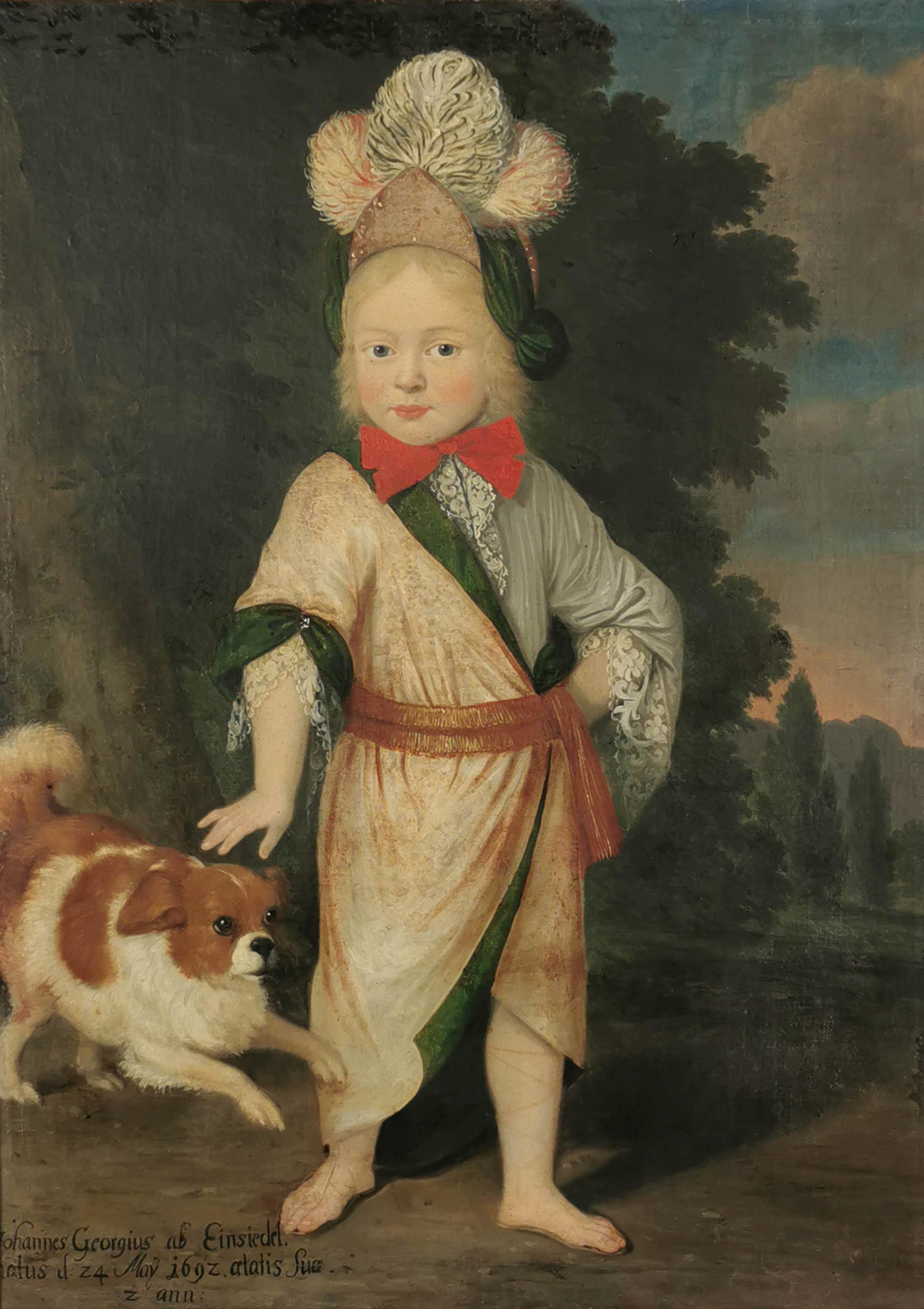 Malarz nieokreślony, niemiecki, XVII w.