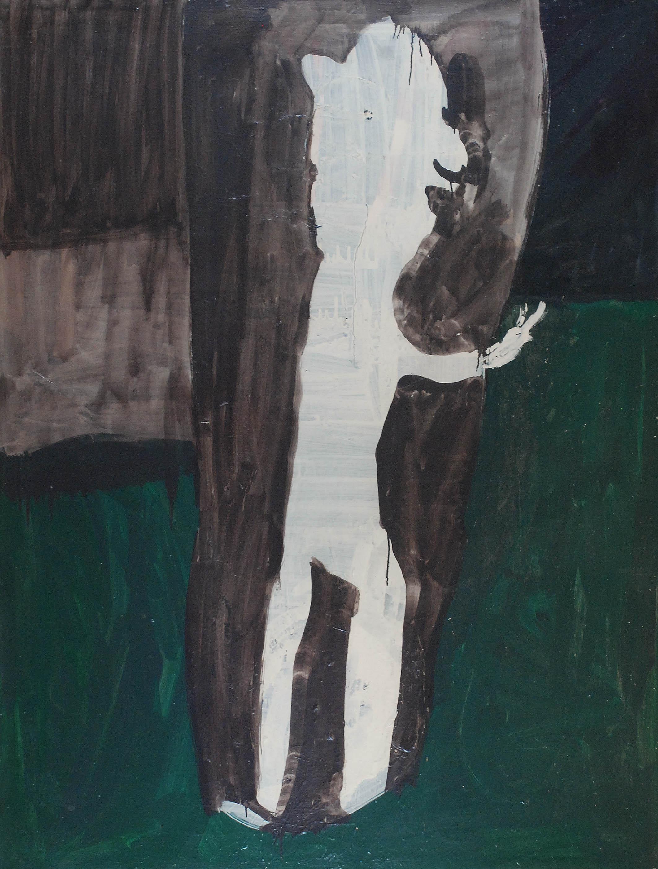 Biała postać, lata 60. XX w.