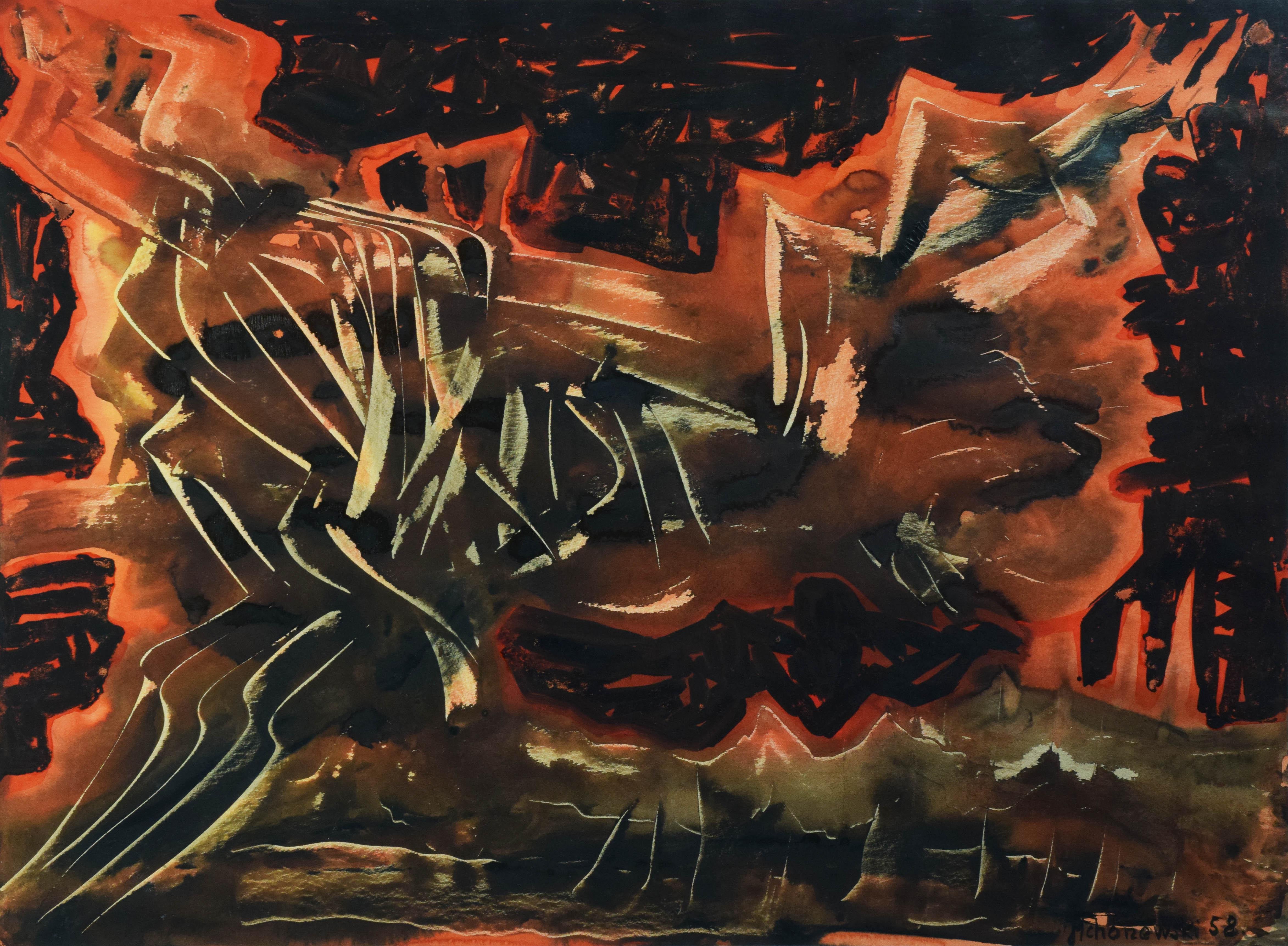 Kompozycja, 1958