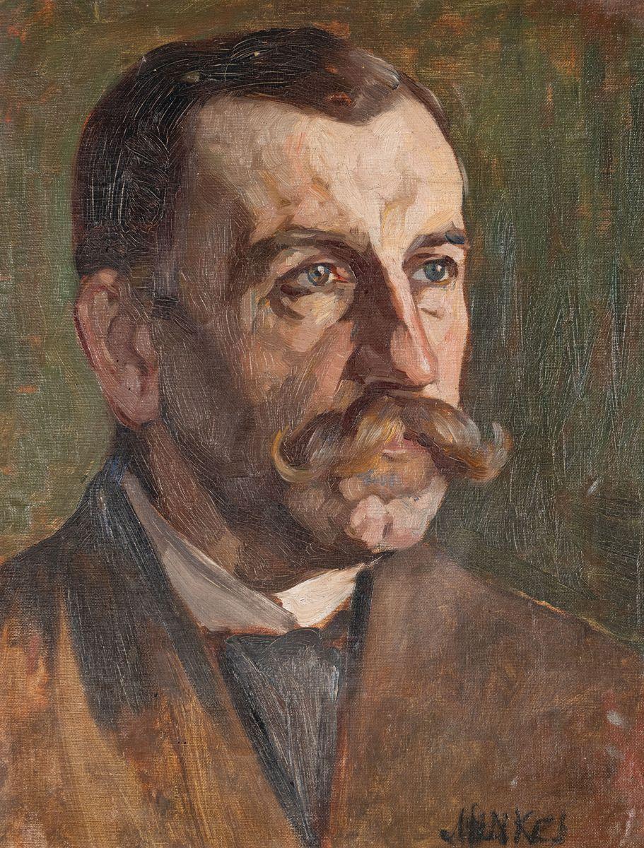 Zygmunt MENKES (1896 Lwów - 1986 Riverdale) - przypisywany