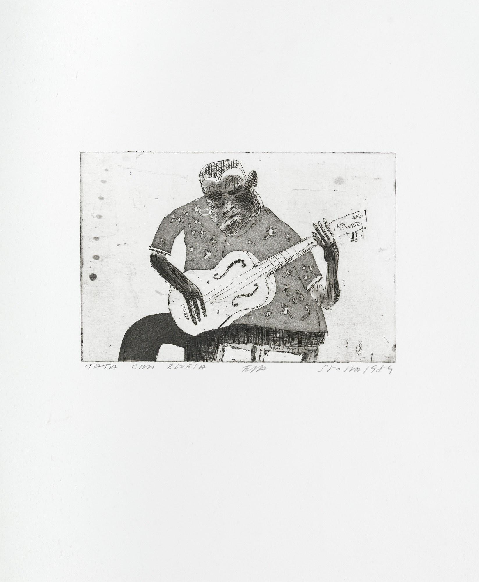 Tata gra bluesa, 1984