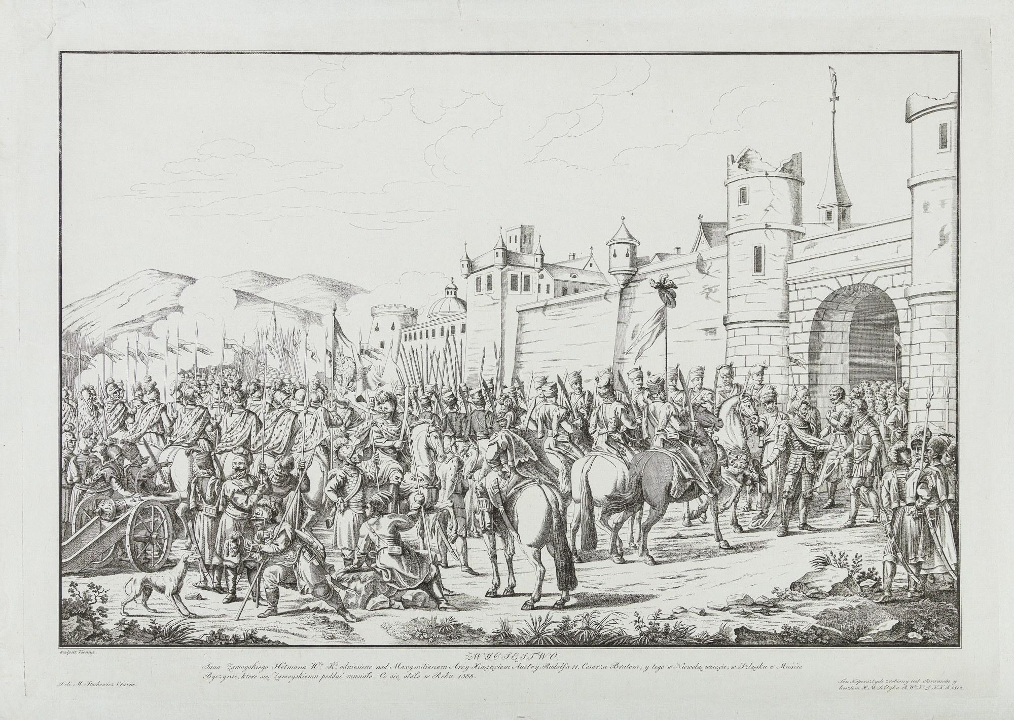 Zwycięstwo pod Byczyną 1588