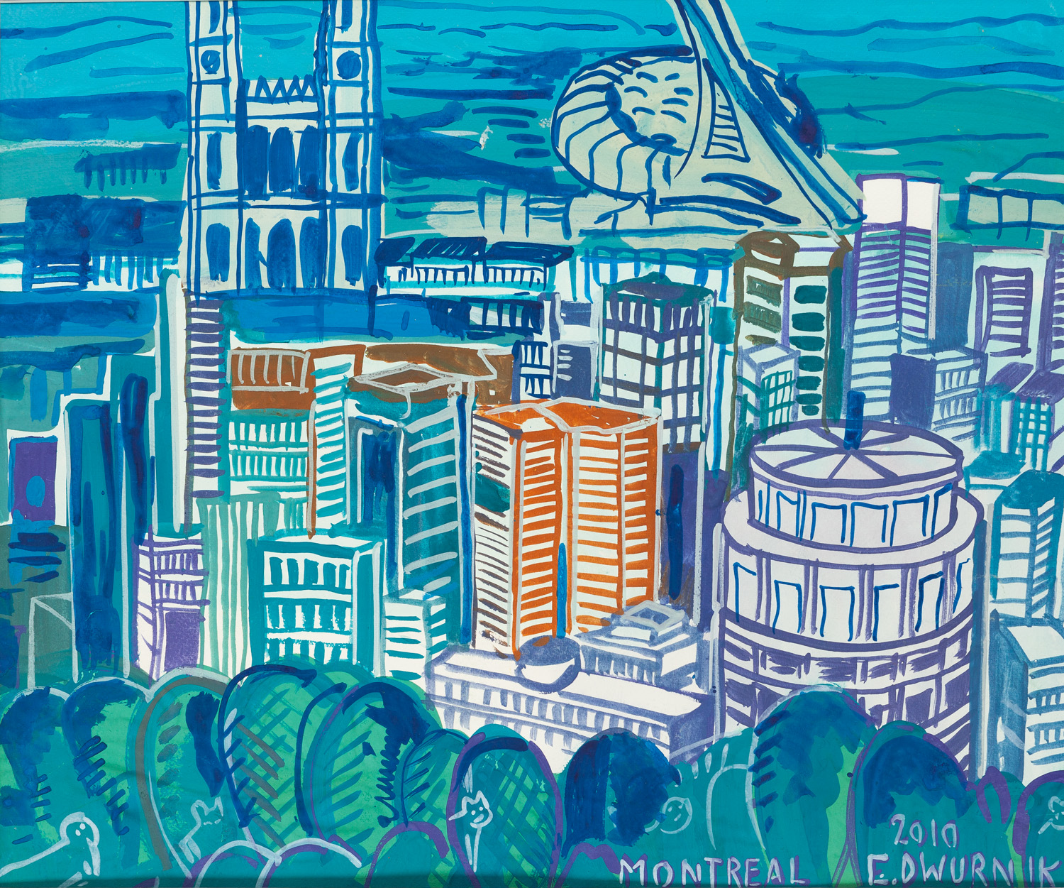 """""""Montreal"""", 2010"""