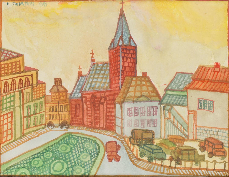 """""""Kraków"""", 1989"""