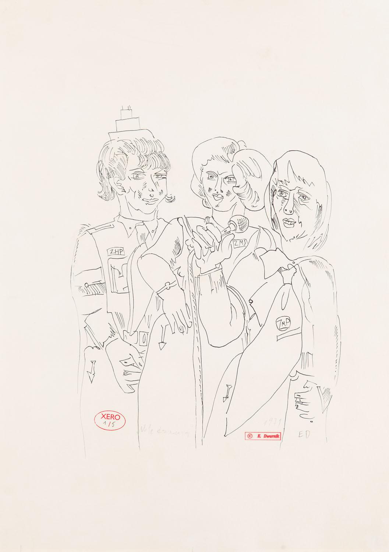 """""""Miłe dziewczyny"""", 1971"""