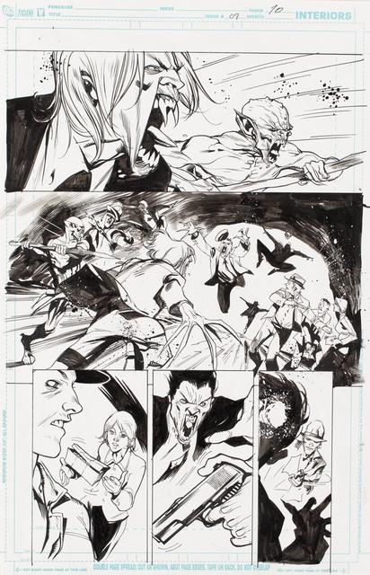 """American Vampire"" #9, s.10, 2011"