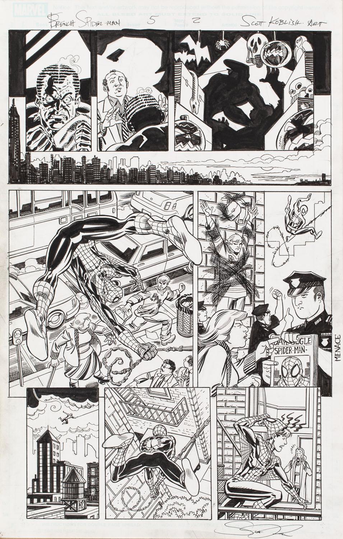 """""""Spider-Man"""" #5, s.2, 2014"""
