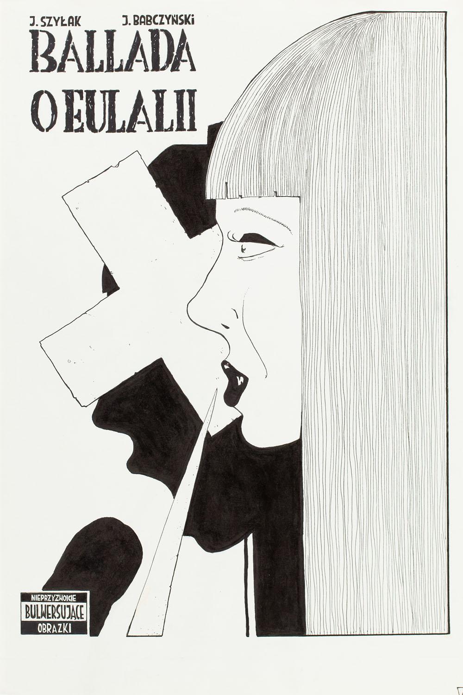 """Ballada o Eulalii"", okładka, 2006"