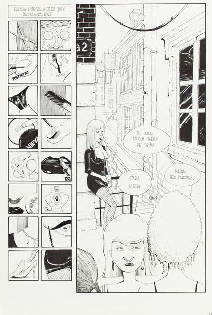 """""""Ballada o Eulalli"""", s.17, 2006"""