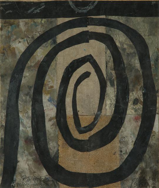 """""""Mała spirala"""", 1960"""