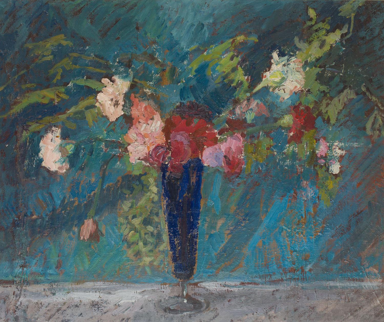 Kwiaty, lata 60. XX w.