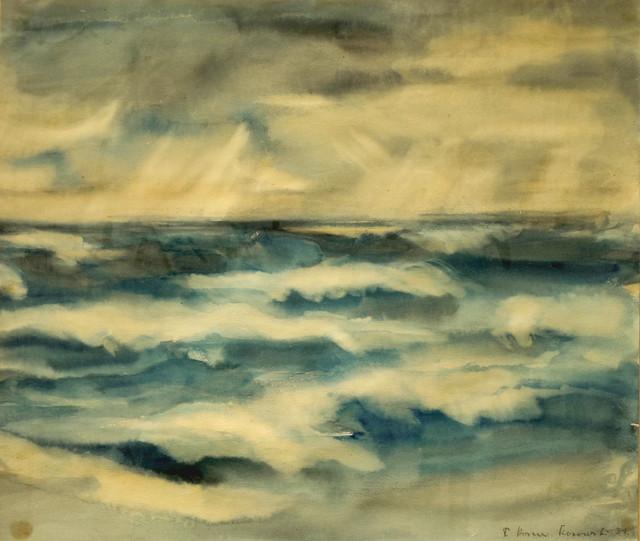 Morze, 1933