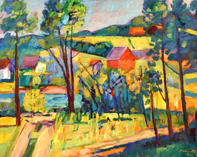 Pejzaż, 2004