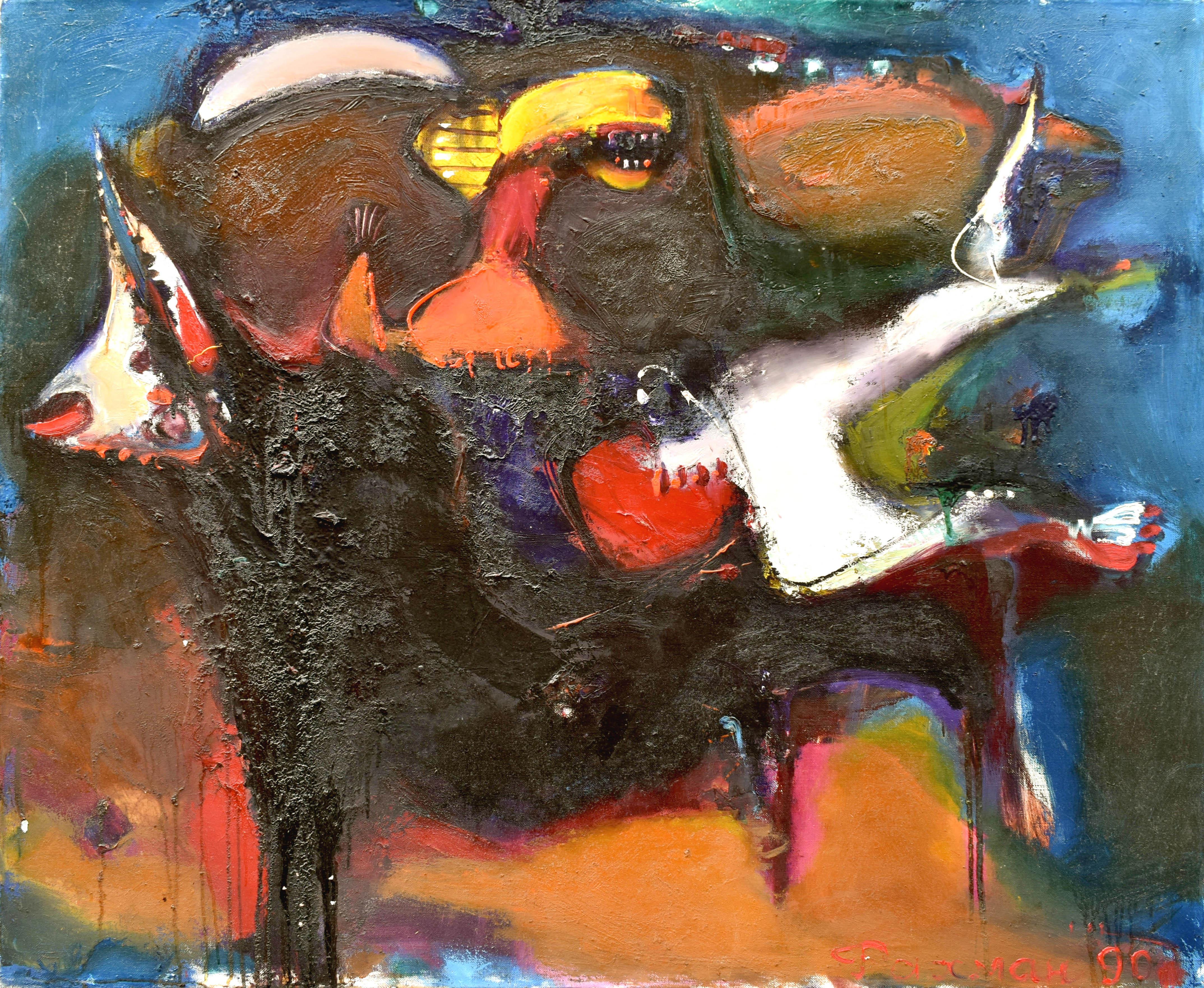 Motyw wschodni, 1990