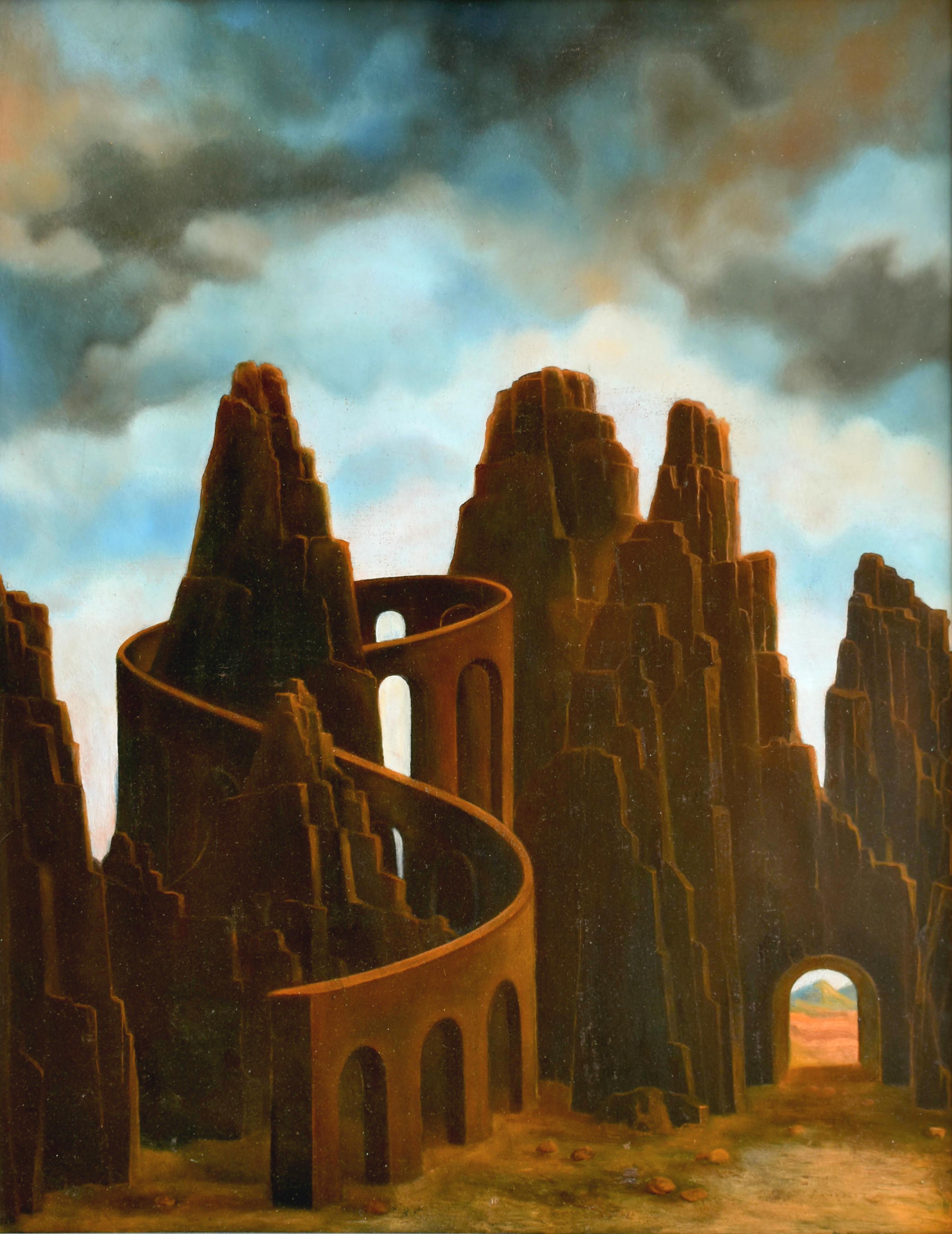 Pejzaż fantastyczny, 1981