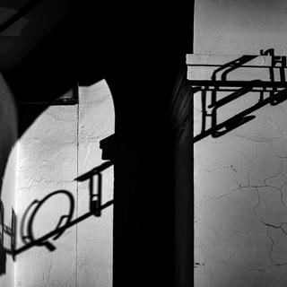 """Hotel nr 85, z cyklu: """"Hotele"""", 2020"""