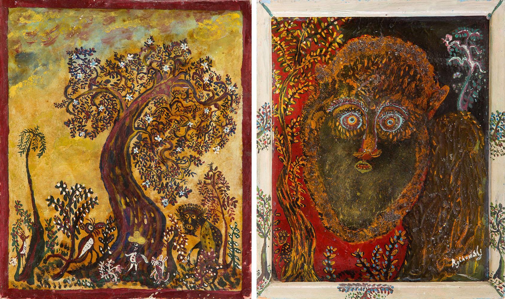 Rajskie drzewo/Diabeł
