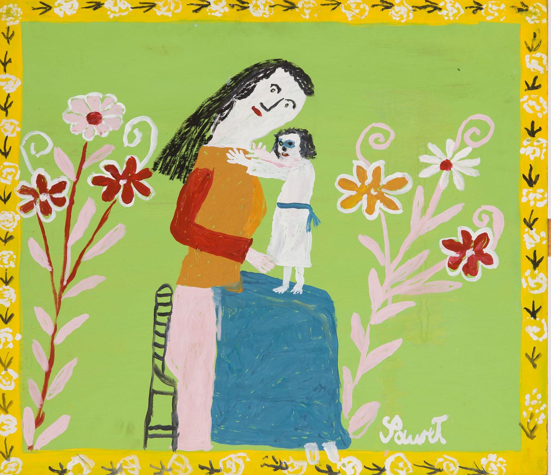 """""""Maryja i Jezus w kwiatach"""""""