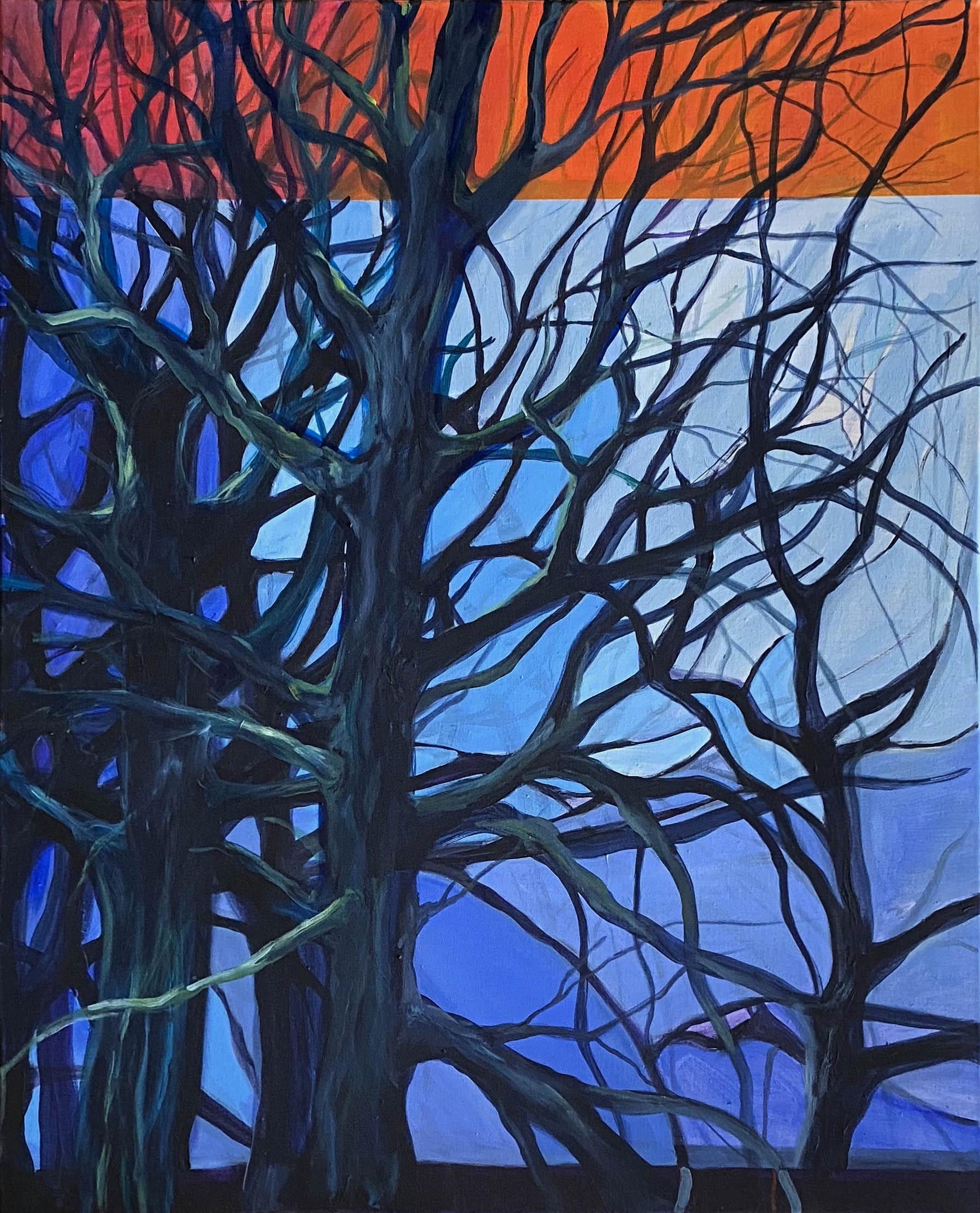Drzewa (2021)