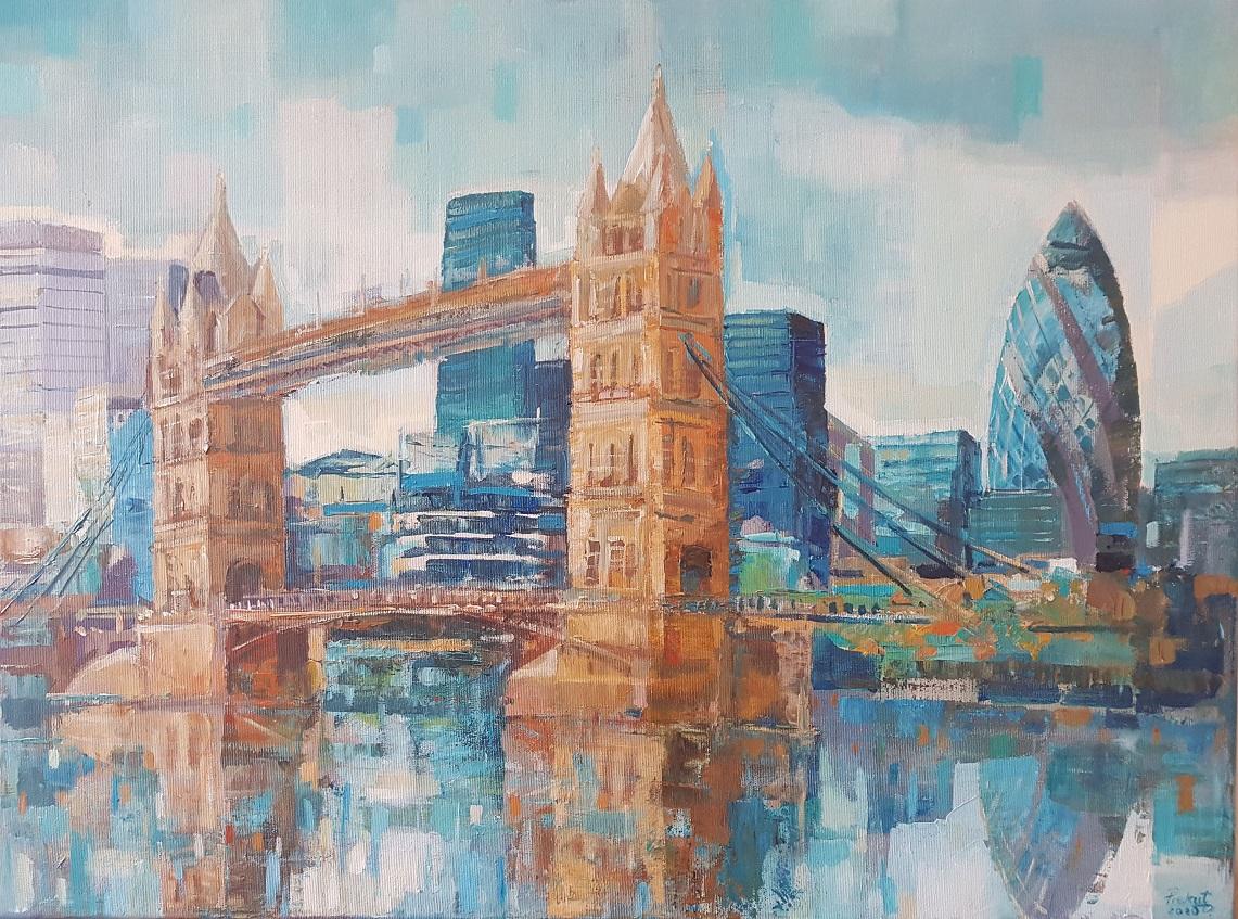Londyn II, 2020