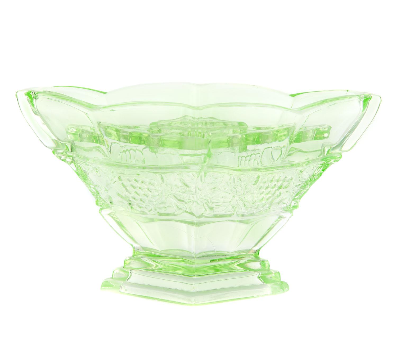 Żardiniera, lata 20. XX w., Wytwórnia Kryształów Baccarat