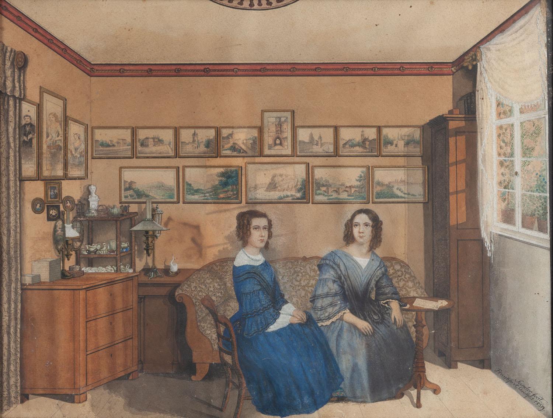 W saloniku, 1859