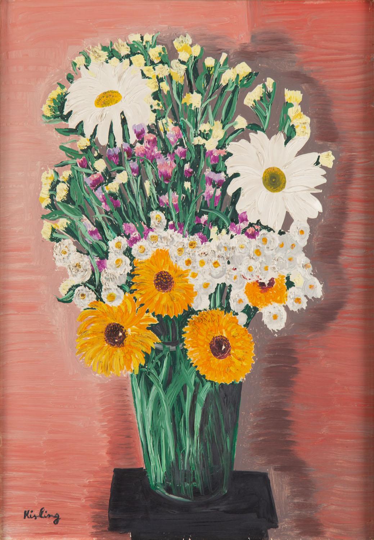 Martwa natura kwiatowa, około 1928