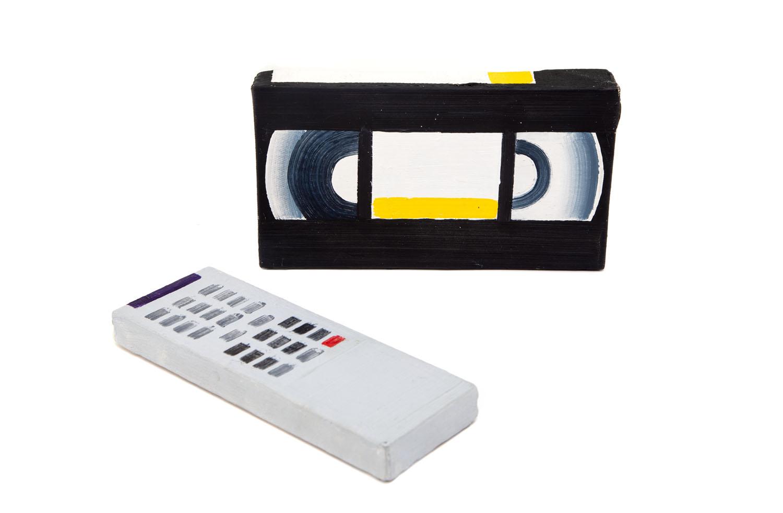 Pilot i kaseta VHS , 2001