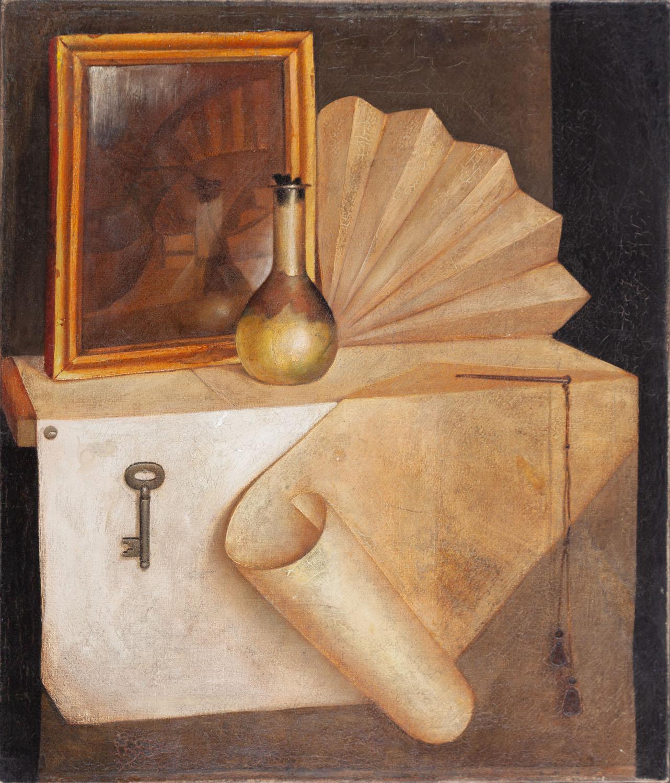 """""""Martwa natura z kluczem"""", po 1925"""