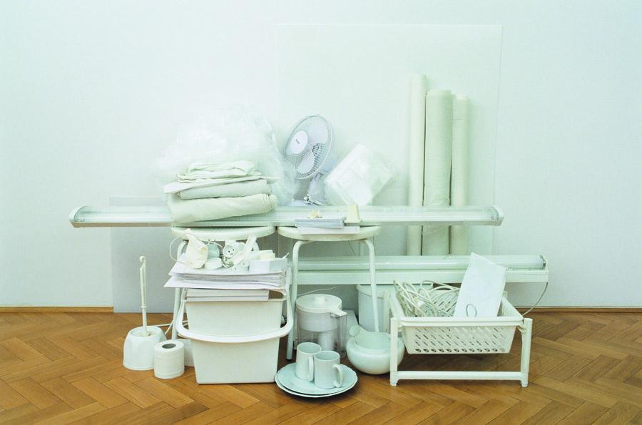 """""""Wszystkie białe rzeczy, które mam"""", 2007"""