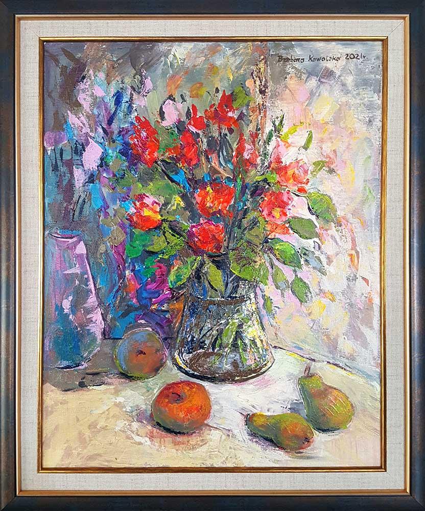 Kwiaty i owoce, 2021