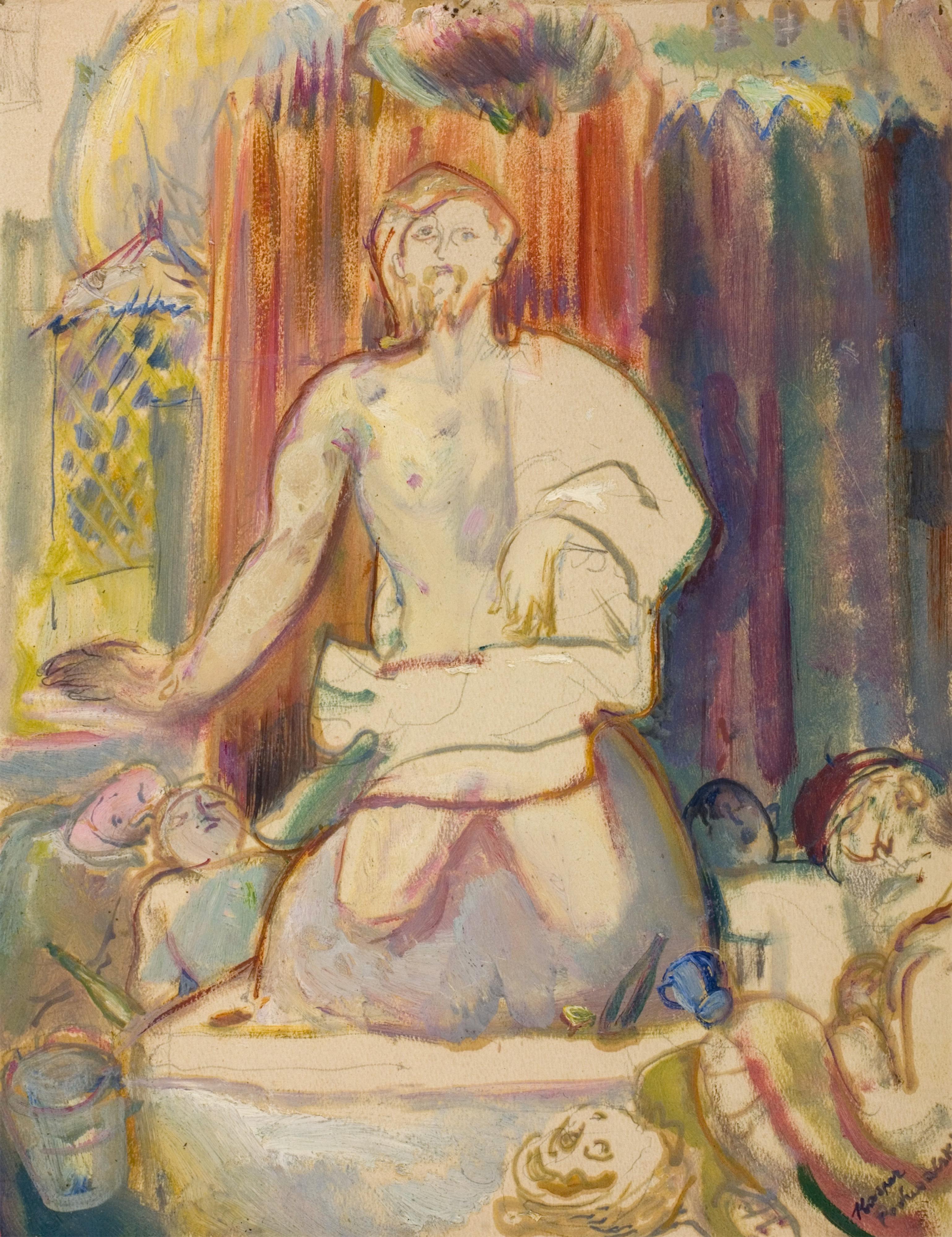 Chrystus Zmartwychwstały, 1932