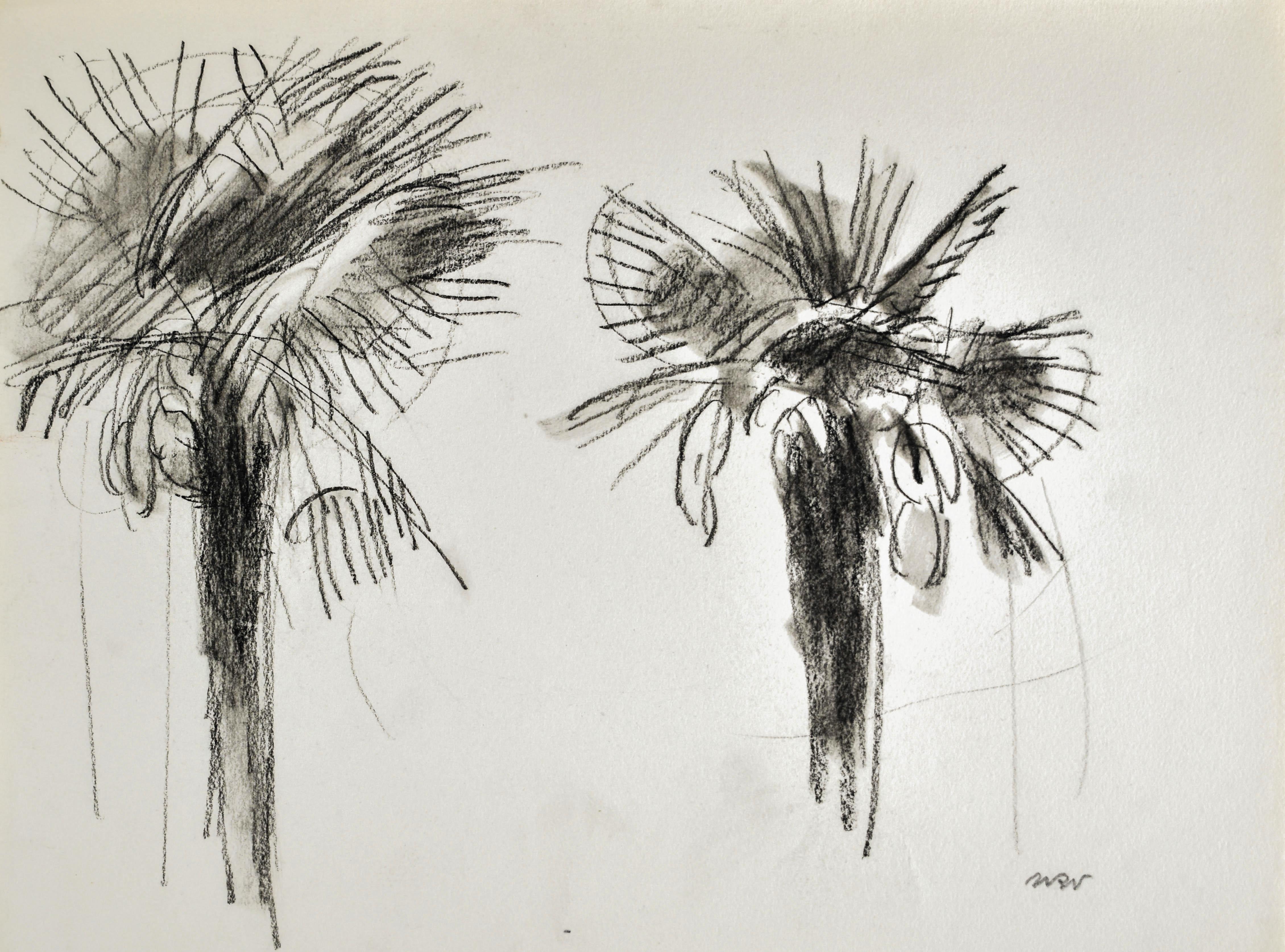 Palmy w Nicei, 1925