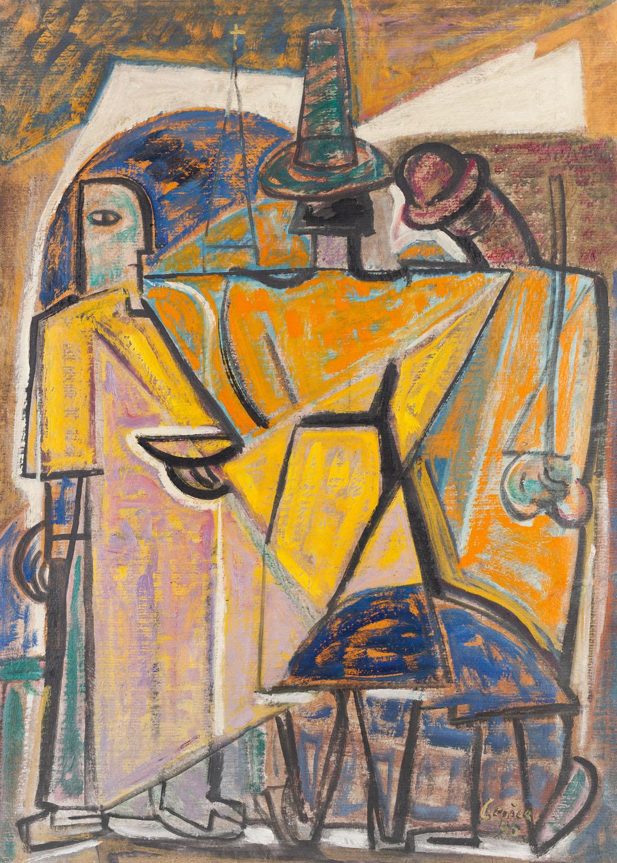 """""""Misterium"""", 1946"""
