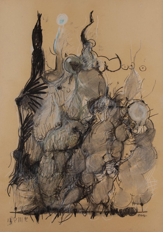 Kompozycja, 1992