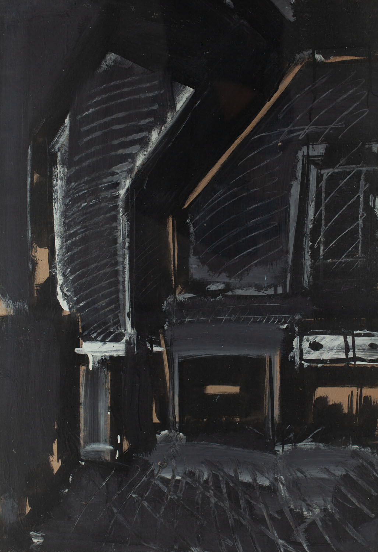 Wnętrze, 1982
